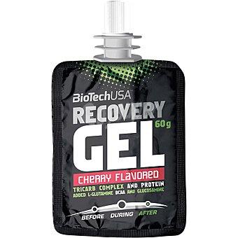 Biotech usa Recovery gel cereza para recuperar tu energía bolsa 60 g bolsa 60 g