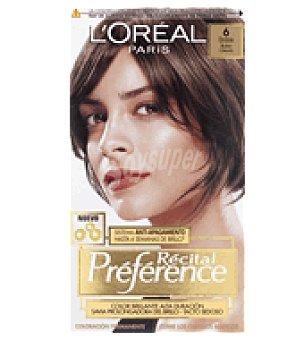 L'Oréal Tinte Preference 6 L