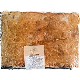 Calidad artesana Empanada de hojaldre de atún pieza 800 g