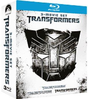 Trilogia Trasformers br