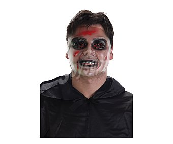 LLOPIS Máscara transparente para Halloween llopis 1 unidad. Este producto dispone de distintos modelos o colores. Se venden por separado, SE surtirán según existencias. (2,10€/UN ) 1 unidad