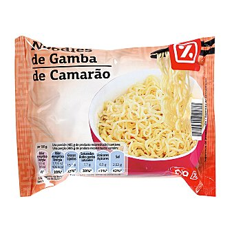 DIA Noodles sabor gamba bolsa bolsa 85 gr Bolsa 85 gr