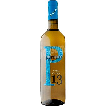 PARREÑO Vino blanco macabeo verdejo de Valencia Botella 75 cl