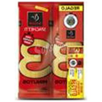 Gallo Spaguetti 3 minutos Pack 2x400gr