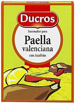 Ducros Sazonador para paella valenciana Caja de 9 g