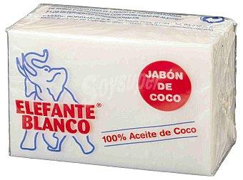Elefante Jabón de coco Pastilla 225 g