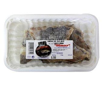 Dimar Bacalao salado troceado 200 gramos