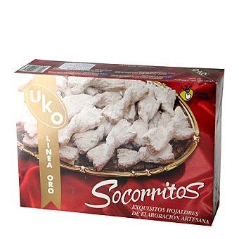 Uko Socorritos de hojaldre con glace 250 g