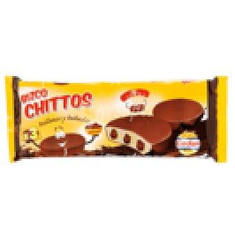 Codan bizcocho chittos paquete 170 gr 3 uds