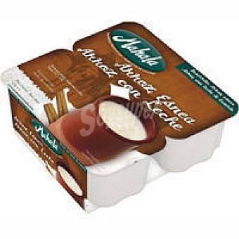 Mahala Arroz con leche casero Pack 4x125 g