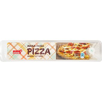 Aliada Masa fresca para pizza Envase 260 g