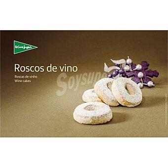 El Corte Inglés Roscos de vino Estuche 300 g
