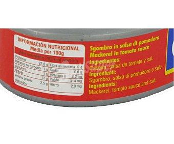 Goya Caballa c/tomate 275g