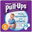 Pañal niño Talla 4 Paquete 29 unid Pull-Ups Huggies