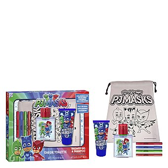 Pjmasks Estuche colonia + gel de ducha y champú 1 ud