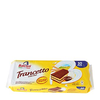 Balconi Pastelitos Cacao (trancetto) 280 Gramos