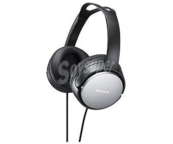 Sony Auricular tipo diadema con cable, color negro MDRXD150B 1 unidad