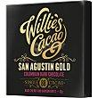 Tableta de chocolate negro Colombian Glod San Agustín 88 tableta 50 g WILLIE'S CACAO
