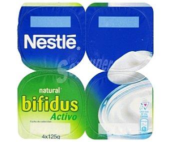 Nestlé Yogur Bífidus Natural 4x125g