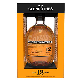 Glenrothes Whisky The Glenrothes 12 años 70 cl