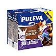 Batido al cacao sin lactosa Pack 6 briks x 200 ml Puleva