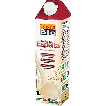 Isolabio Qbio bebida de espelta ecológica envase 1 l