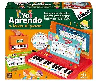 Diset Juego Yo Aprendo: a tocar el piano  1 ud