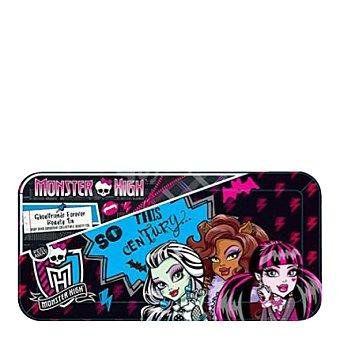 Monster High Lata lapicero sombra ojo + lipgloss + esmalte uñas 1 ud