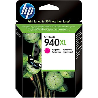 HP Nº 940 XL cartucho color magenta