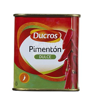 Ducros Pimentón dulce Lata 75 g