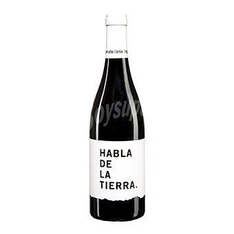 Habla de la Tierra Vino de la Tierra de Extremadura tinto Botella de 75 cl