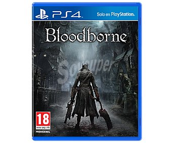 FROMSOFTWARE Bloodborne Ps4 1 unidad