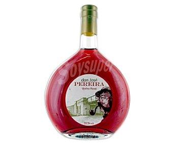 JOSÉ PEREIRA Vino rosado Botella de 75 Centilitros