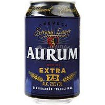 Cerveza extra 7 Lata 33 cl