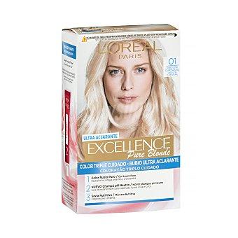 Excellence L'Oréal Paris Tinte Rubio Ultra Claro Natural Nº 01 Caja 1 ud