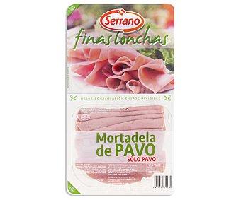 Serrano Mortadela de Pavo Skin 200 Gramos