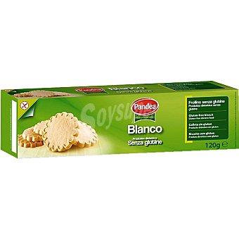 PANDEA Blanco Galletas sin gluten Envase 120 g