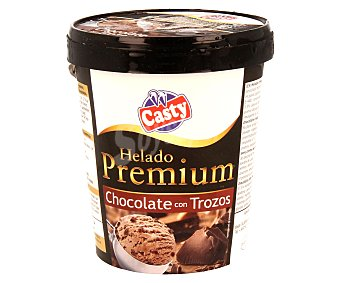 Casty Helado de chocolate con trocitos de chocolate 500 ml