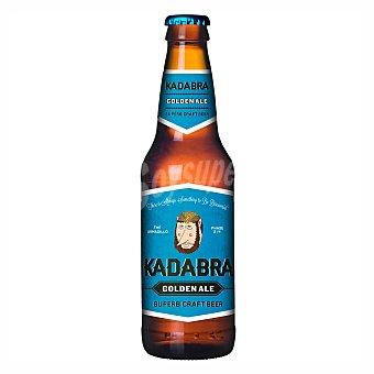 Kadabra Cerveza artesana Golden Ale Botella 33 cl