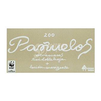 Bosque Verde Pañuelos papel blancos Caja 200 u