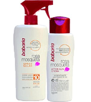 Babaria Spray emulsion rosa de mosqueta 300 ml
