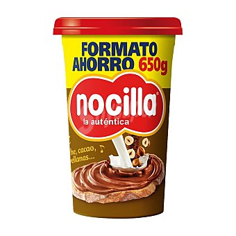 Nocilla Crema de cacao con avellanas 650 gramos