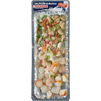 Pescanova Salpicón de marisco descongenlar y listo Bandeja 285 g