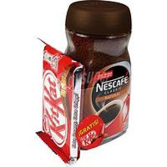 Nescafé Café soluble natural Bote 145 g + Kit Kat