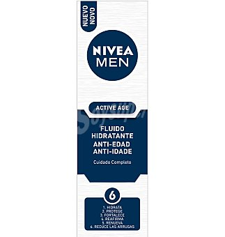 Nivea For Men Active age día 50ml