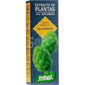 SANTIVERI Extracto natural de alcachofa sin alcohol envase 50 cc
