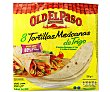 Tortillas Mejicanas de Trigo 326g Old El Paso