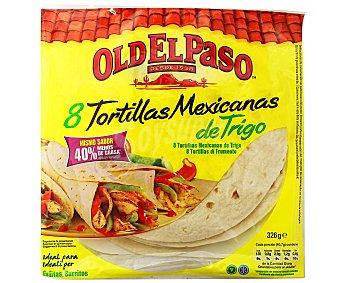 Old el Paso Tortillas Mejicanas de Trigo 326g