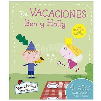 ITACA Vacaciones con Ben y Holly 4 años 1 unidad