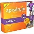 Jalea real energía 300 mg Caja 30 unid Apiserum